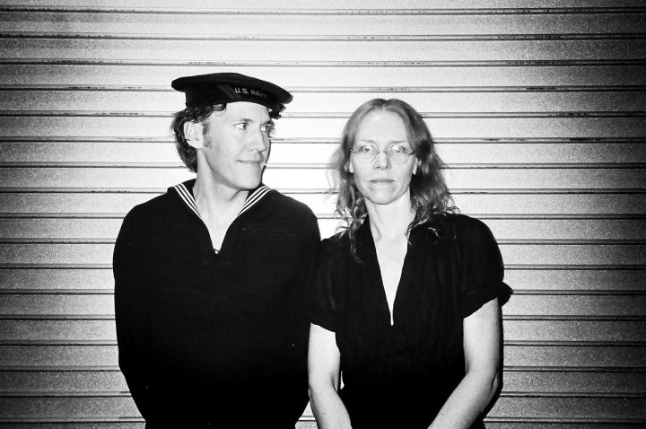 David Rawlings and Gillian Welch Sailor Suit, Post-karaoke Los Feliz, 2012