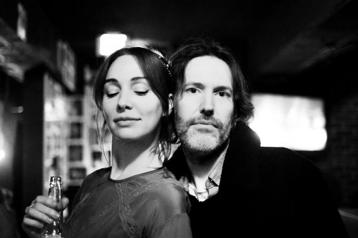 Paige Stark and David Rawlings, Nashville, November 2013