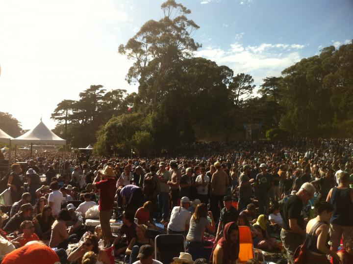 Hardly Strictly Bluegrass Festival 2011