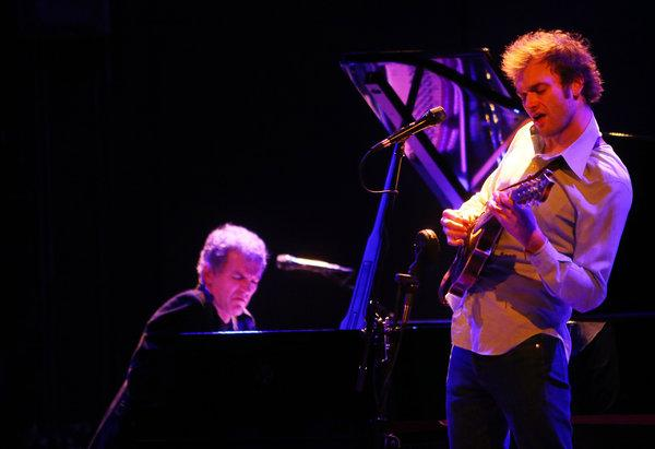 Thile and Mehldau play Gillian